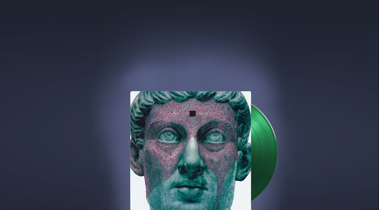 cover of the agent intellect by protomartyr