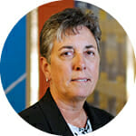 Headshot of Janise Kring, Senior Vice President of West Coast Operations, Port Logistics Group