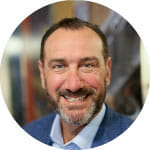 Headshot of Jeffrey Wolpov, Chief Executive Officer, Port Logistics Group