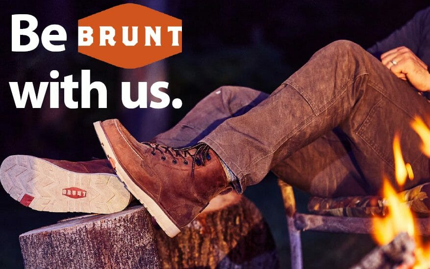Be Brunt with us