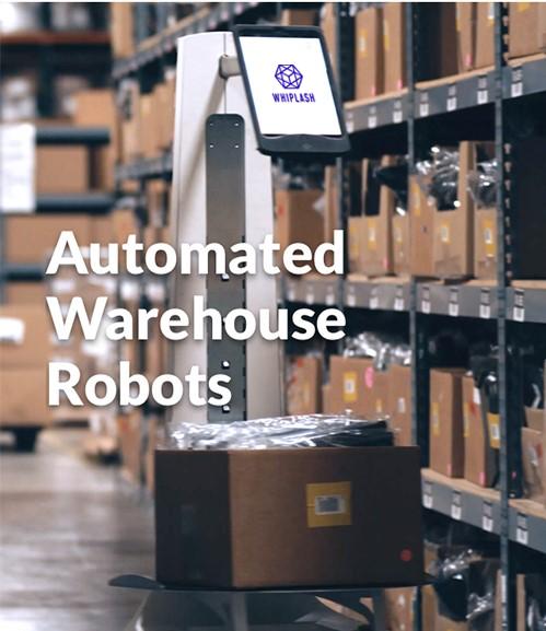 automated warehouse robots - locus