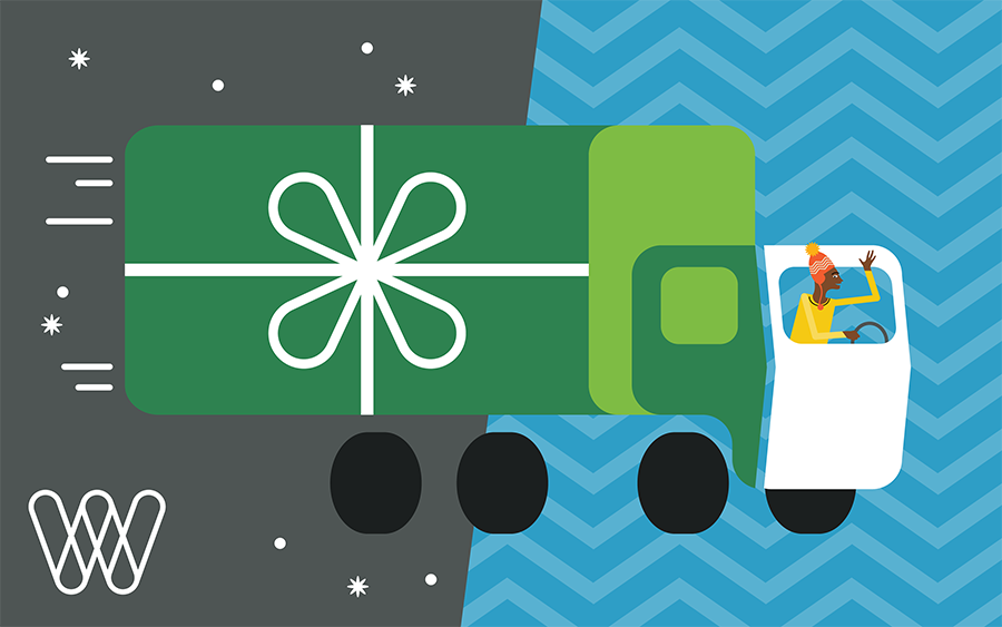 How to offer free shipping during the holiday season