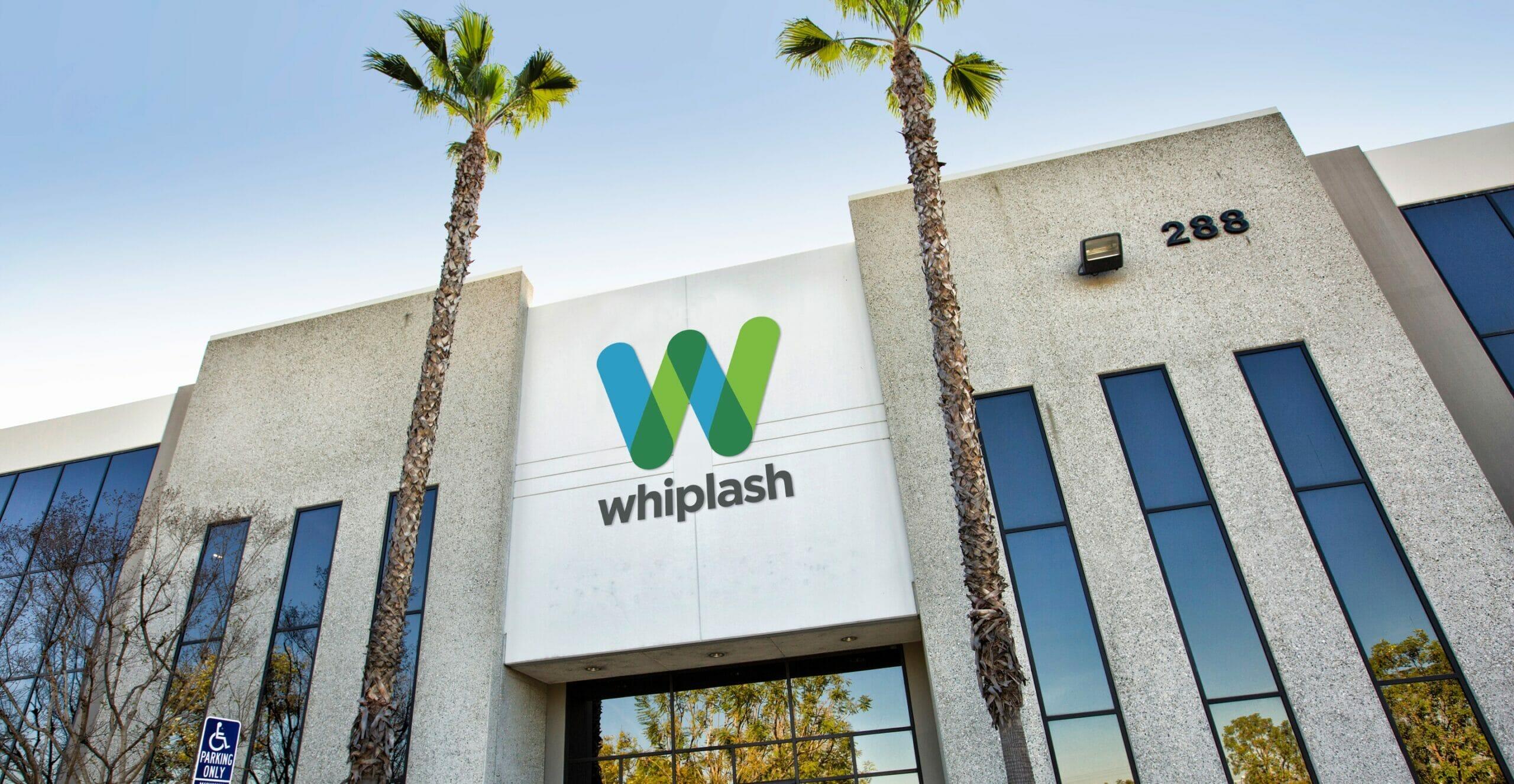 front of whiplash headquarters