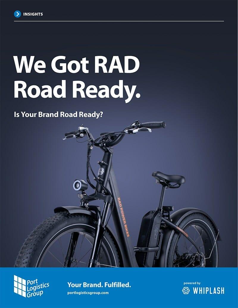 cover of road ready pdf - 'we got rad road ready'