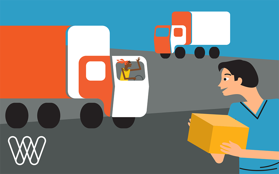 When and why to use regional parcel carriers
