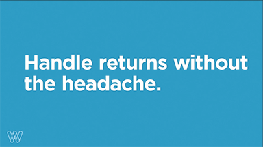 handle returns without the headache