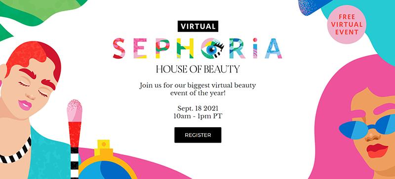 Sephora house of beauty ad