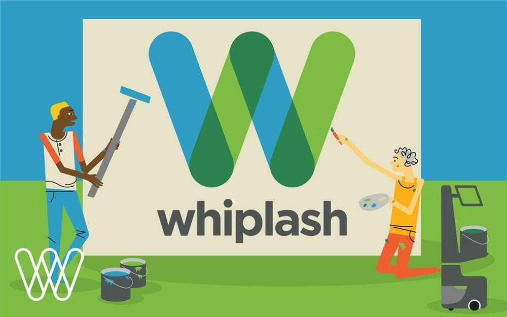 Whiplash: not just another rebrand story