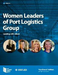 women leaders of port logistics group pdf cover